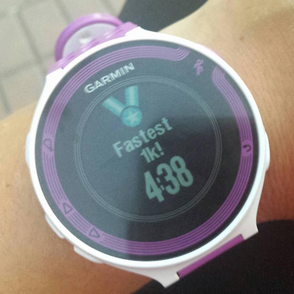 fastest1km